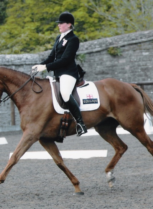 Necarne Castle, England Under 25s Dressage