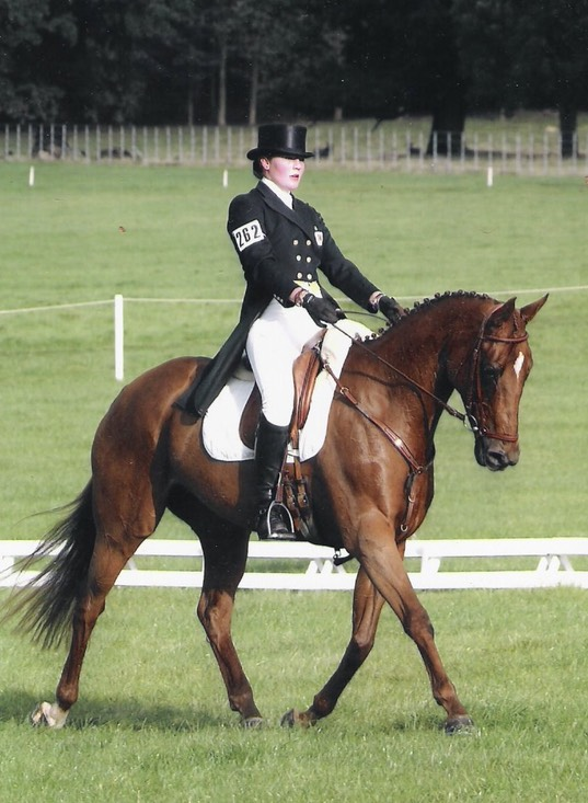 Weston Park Advanced Dressage